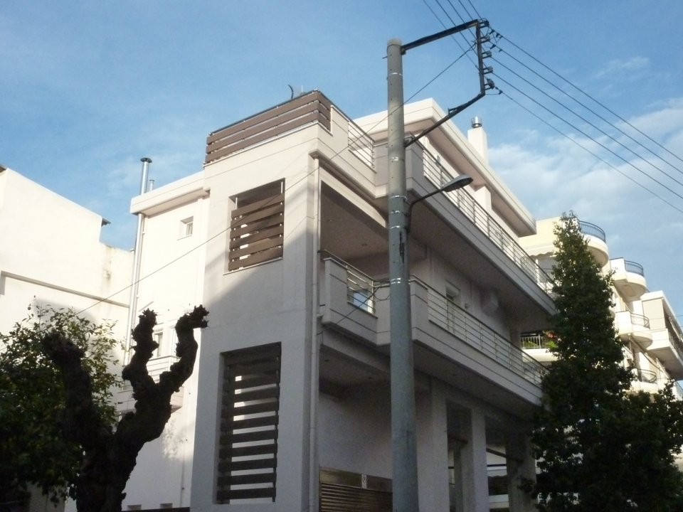 THREE STOREY BUILDING, ILION ATTICA